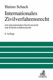 Internationales Zivilverfahrensrecht