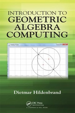 Introduction to Geometric Algebra Computing (eBook, PDF) - Hildenbrand, Dietmar