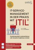 IT-Service-Management in der Praxis mit ITIL® (eBook, ePUB)