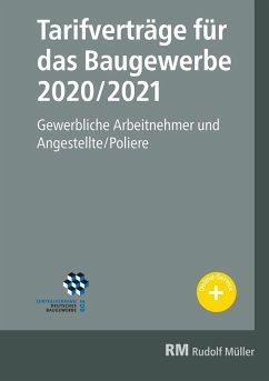 Tarifverträge für das Baugewerbe 2020/2021 (eBook, PDF) - Jöris, Heribert