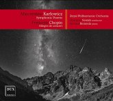 Symphonic Poems/Allegro De Concert,Op.46