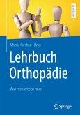 Lehrbuch Orthopädie (eBook, PDF)