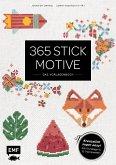 365 Stickmotive - Das Vorlagenbuch