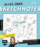 Let's sketch! Alles über Sketchnotes - Mit Icons und Symbolen Ideen visualisieren, Alltag optimieren, Freizeit organisieren