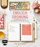 Endlich Ordnung - Das Handbuch für ein aufgeräumtes Leben und Zuhause