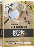 Pegasus HID00001 - Hidden Games Tatort, Der Fall Klein-Borstelheim 1.Fall, Krimispiel