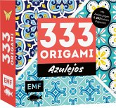 333 Origami - Azulejos: Zauberhafte Muster, marokkanische Farbwelten
