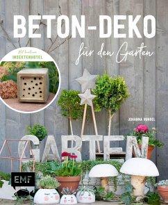 Beton-Deko für den Garten - Rundel, Johanna