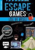 Escape Games Level 3 (blau) - Löse die Rätsel! - 11 Escape Games ab der 6. Klasse