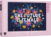 Feel-good-Puzzle 1000 Teile -INSPIRING WOMEN: The Future is female