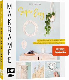 Makramee super easy - Kirsch, Josephine