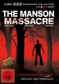 The Manson Massacre (Limited Edition) (3 DVDs)
