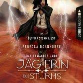 Jägerin des Sturms - Das erwachte Land (Ungekürzt) (MP3-Download)