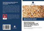 Entschlackung: Nährstoffgehalt und heterotrophe Pilze in Immergrün