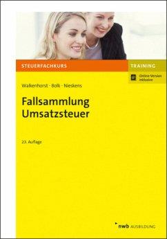 Fallsammlung Umsatzsteuer - Walkenhorst, Ralf