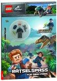 LEGO® Jurassic World - Rätselspaß für Dinofans
