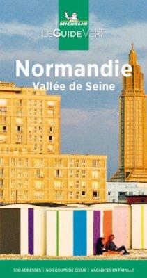 Michelin Le Guide Vert Normandie, Seine