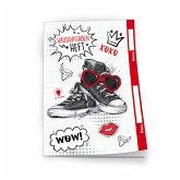 Hausaufgabenheft für Schlaue Schuhe
