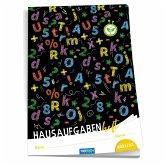 Hausaufgabenheft Grundschule Buchstaben 2021/2022