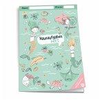 Trötsch Hausaufgabenheft für Grundschule Meerjungfrau