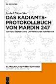 Das Kadiamtsprotokollbuch von Mardin 247 (eBook, PDF)