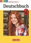 Deutschbuch - Sprach- und Lesebuch - 9. Jahrgangsstufe.Realschule Bayern 2017 - Schülerbuch