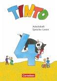 Tinto Sprachlesebuch 4. Schuljahr - Arbeitsheft Sprache und Lesen