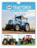 """Wochenkalender """"DDR-Traktoren"""" 2022"""