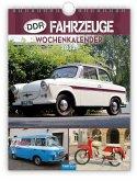 "Wochenkalender "" DDR-Fahrzeuge"" 2022"