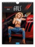 """Wochenkalender """"GIRLS"""" 2022"""