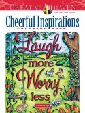 Creative Haven Cheerful Inspirations Coloring Book