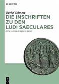 Die Inschriften zu den Ludi saeculares (eBook, PDF)