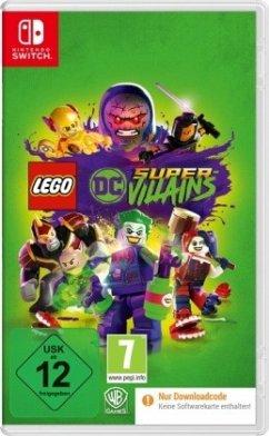 Lego Dc Super-Villains (Nintendo Switch - Code In A Box)