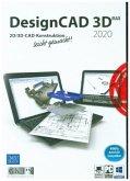 DesignCAD 3D MAX 2020, 1 DVD-ROM