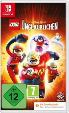 Lego Die Unglaublichen (Nintendo Switch - Code In A Box)