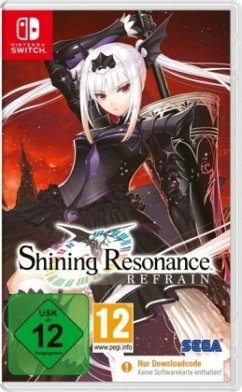 Shining Resonance Refrain (Nintendo Switch - Code In A Box)