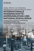 Internationale Wissenschaftskommunikation und Nationalsozialismus