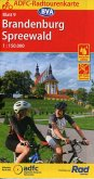 ADFC-Radtourenkarte 9 Brandenburg Spreewald 1:150.000, reiß- und wetterfest, GPS-Tracks Download