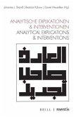 Analytische Explikationen & Interventionen