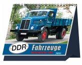 DDR-Fahrzeuge 2022 Aufstellkalender