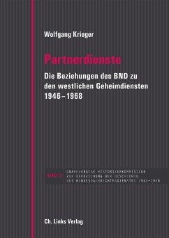 Partnerdienste - Krieger, Wolfgang