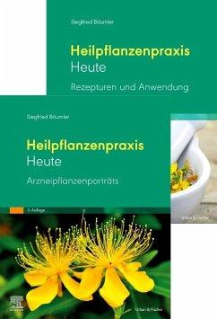 Heilpflanzenpraxis Heute, Set 3. Auflage - Bäumler, Siegfried