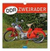 """Technikkalender """"DDR-Zweiräder"""" 2022"""