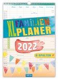 XL-Familienplaner 2022