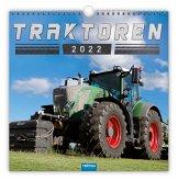 """Technikkalender """"Traktoren"""" 2022"""