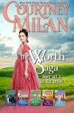 The Worth Saga Box Set 1: In the West (eBook, ePUB)