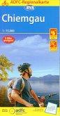 ADFC-Regionalkarte Chiemgau 1:75.000, reiß- und wetterfest, GPS-Tracks Download