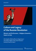 Culture and Legacy of the Russian Revolution