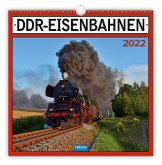 """Technikkalender """"DDR-Eisenbahn"""" 2022"""