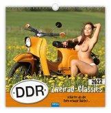 "Erotikkalender ""DDR-Zweirad-Classics"" 2022"